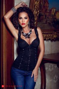 Cr 855 corset dantela