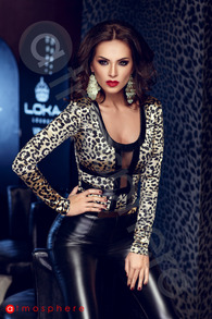 Bd 480 body animal print
