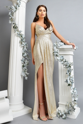 ROCHIE LUNGA SEXY AURIE DIN CREPE RN 2361