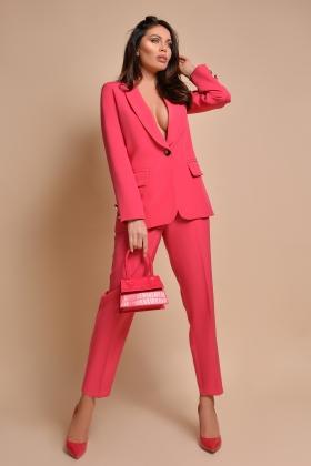 Sacou elegant pink S 1157P