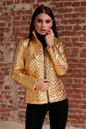 Jacheta de fas gold J 1164