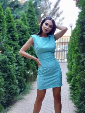ROCHIE SCURTA TURQUOISE RN 2692