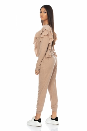 Compleu doua piese mov C 025 Trening casual  pna Tr 1058